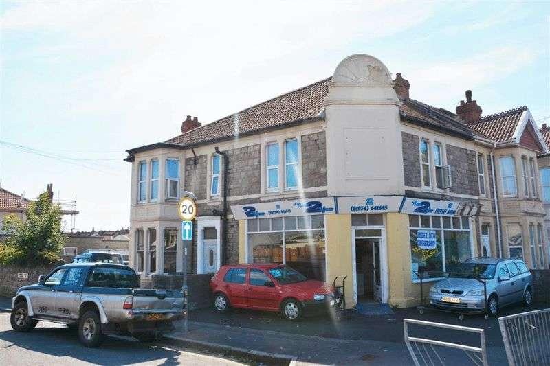 Property for sale in Bournville Road, Weston-Super-Mare