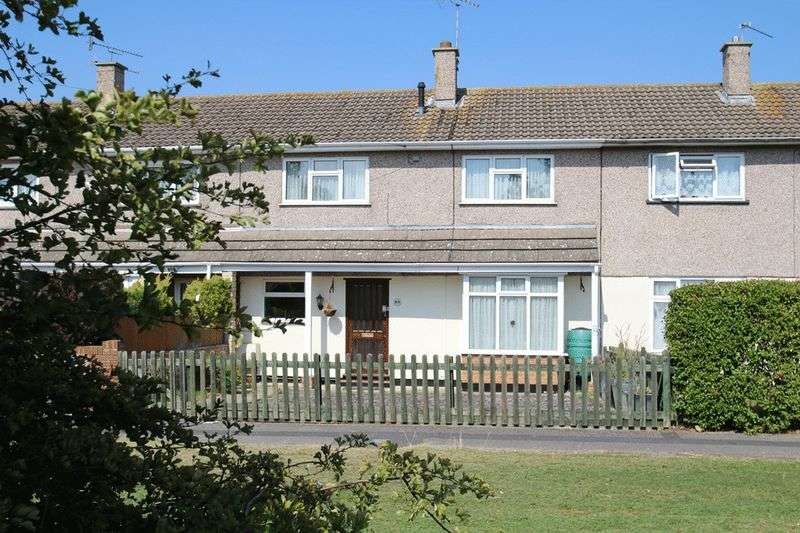 3 Bedrooms Terraced House for sale in Carstairs Avenue, Swindon