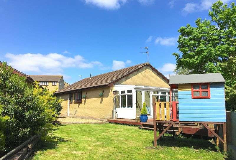 3 Bedrooms Detached Bungalow for sale in Purton Close, Kingswood, Bristol, BS15 9ZE