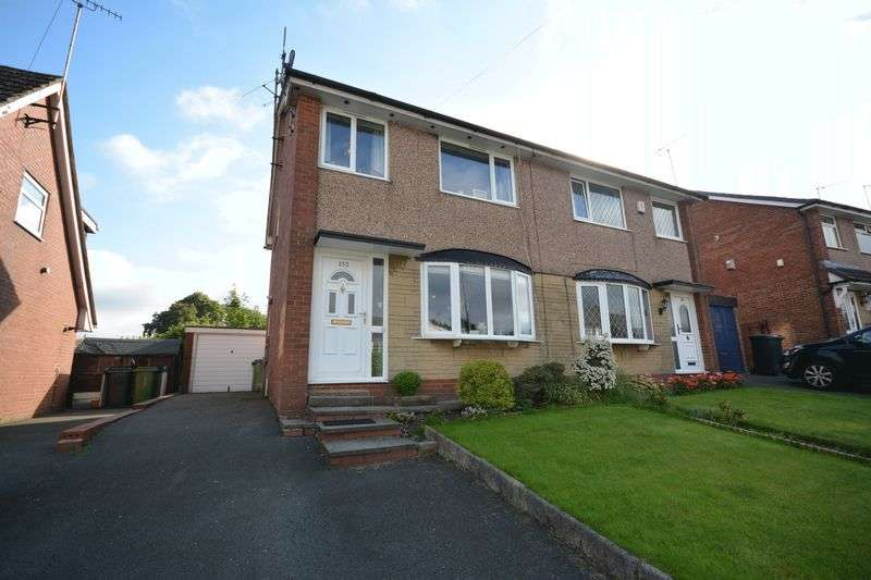 3 Bedrooms Semi Detached House for sale in Southwood Drive, Baxenden