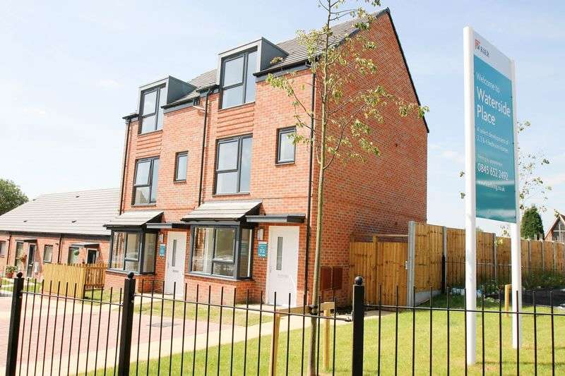 3 Bedrooms Semi Detached House for sale in Waterside Place, Brownhills