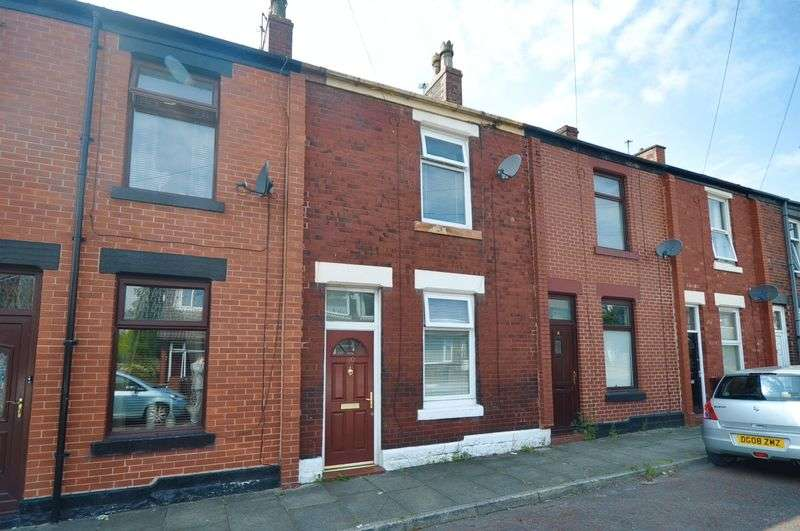 2 Bedrooms Terraced House for sale in Gregge Street, Heywood