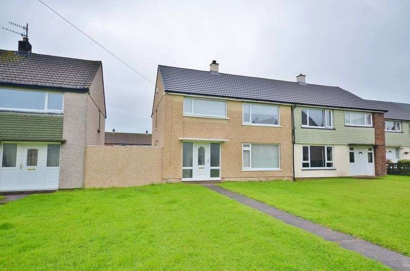 4 Bedrooms Semi Detached House for sale in Tennyson Drive, Egremont