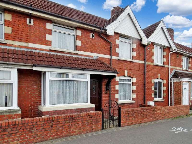3 Bedrooms Terraced House for sale in Beanacre Road, Melksham