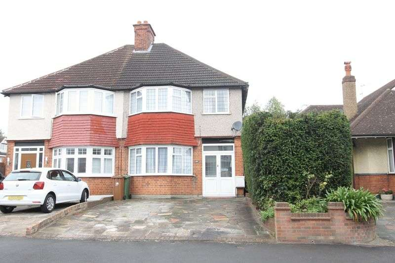 3 Bedrooms Semi Detached House for sale in Gander Green Lane, Sutton,