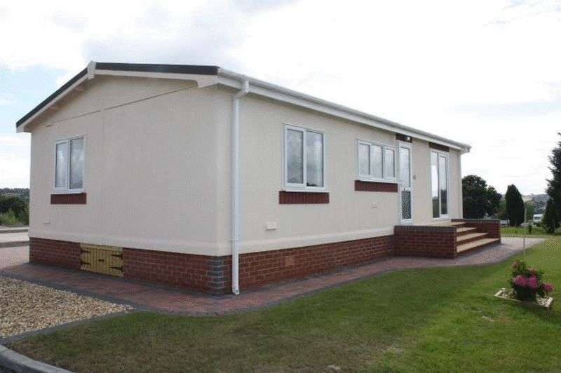 2 Bedrooms Bungalow for sale in The Rock Park, Bromyard, Herefordshire, HR7 4LP