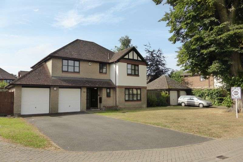4 Bedrooms Detached House for sale in Marlborough Court, Wisbech, Cambridgeshire