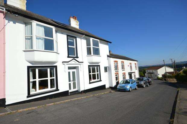 5 Bedrooms Terraced House for sale in Mary Street, Bovey Tracey, Newton Abbot, Devon