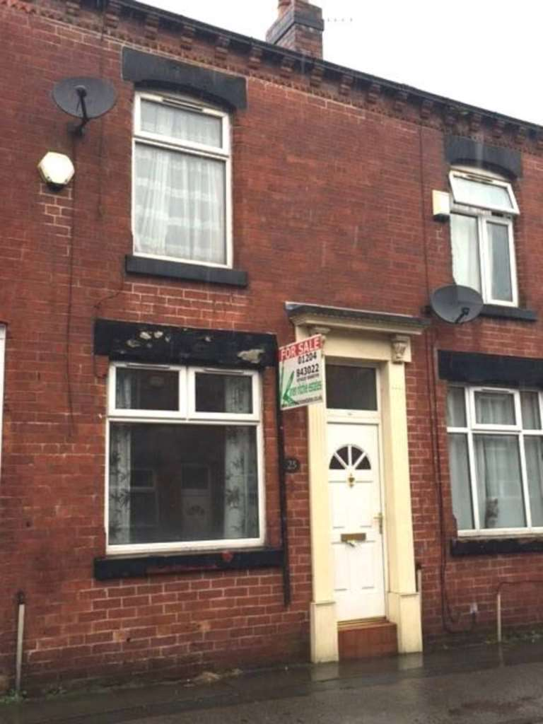 2 Bedrooms Terraced House for sale in Lilly Street, Heaton