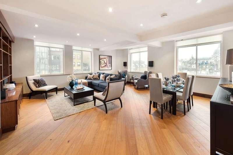 1 Bedroom Semi Detached House for sale in Montpelier Walk, Knightsbridge, SW7
