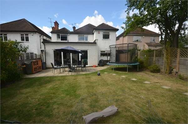 6 Bedrooms Detached House for sale in Sunbury Avenue, Mill Hill