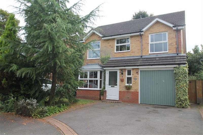 4 Bedrooms Property for sale in Ashby Court, Solihull
