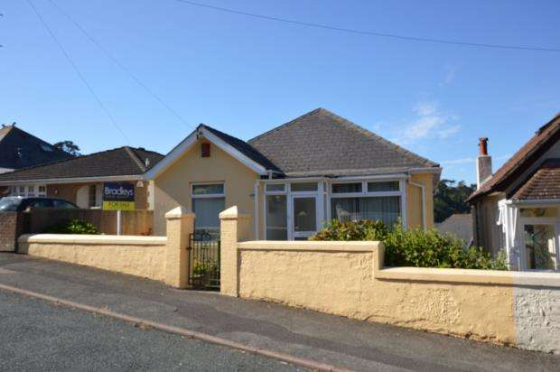 3 Bedrooms Detached Bungalow for sale in Windsor Road, Torquay, Devon
