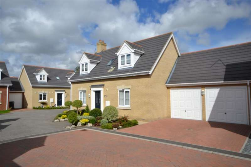 3 Bedrooms Detached House for sale in Archers Close, Soham