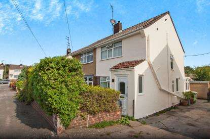 3 Bedrooms Semi Detached House for sale in Fairlyn Drive, Kingswood, Bristol