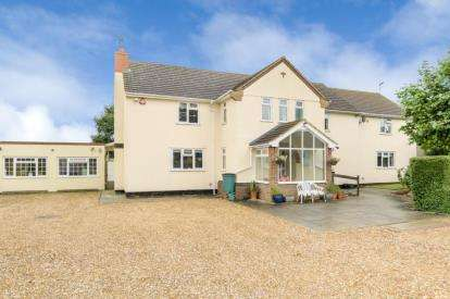 5 Bedrooms Detached House for sale in Galley Lane, Great Brickhill, Milton Keynes, Bucks