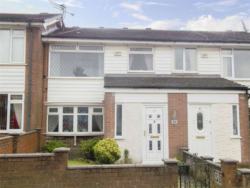 3 Bedrooms Terraced House for sale in Clarke Crescent, Little Hulton, Manchester