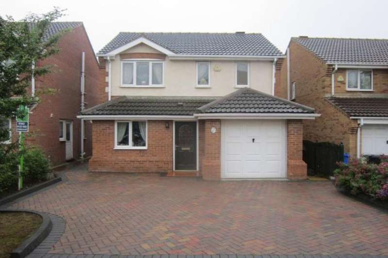 3 Bedrooms Detached House for sale in Standish Gardens, Sheffield, S5