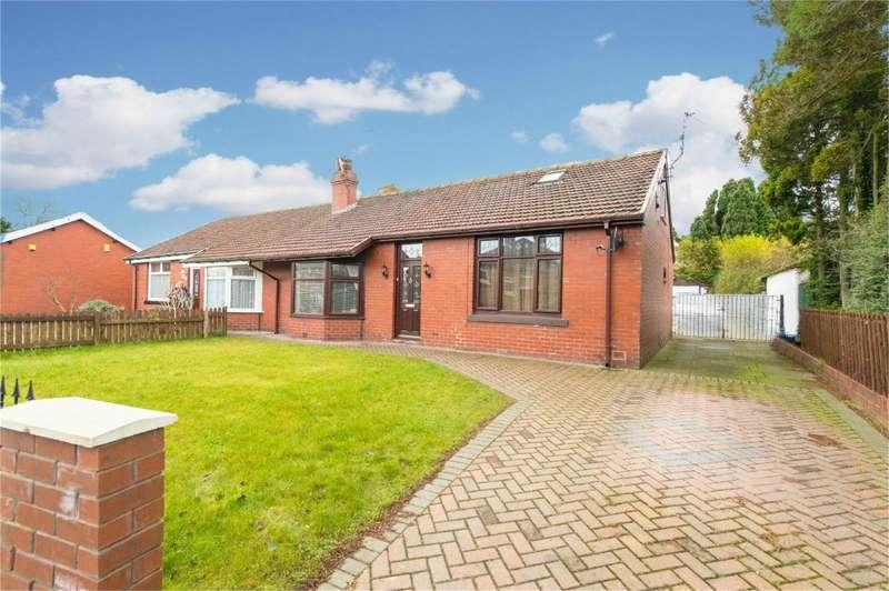 3 Bedrooms Semi Detached Bungalow for sale in Grange Road, Elton, Bury, Lancashire