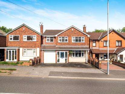 4 Bedrooms Detached House for sale in Nabbs Lane, Hucknall, Nottingham
