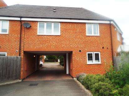 1 Bedroom Flat for sale in Marsden Avenue, Queniborough, Leicester, Leicestershire