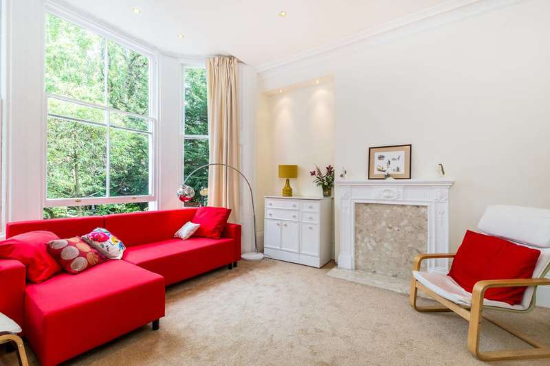 3 Bedrooms Flat for sale in St Quintin Avenue, North Kensington, W10