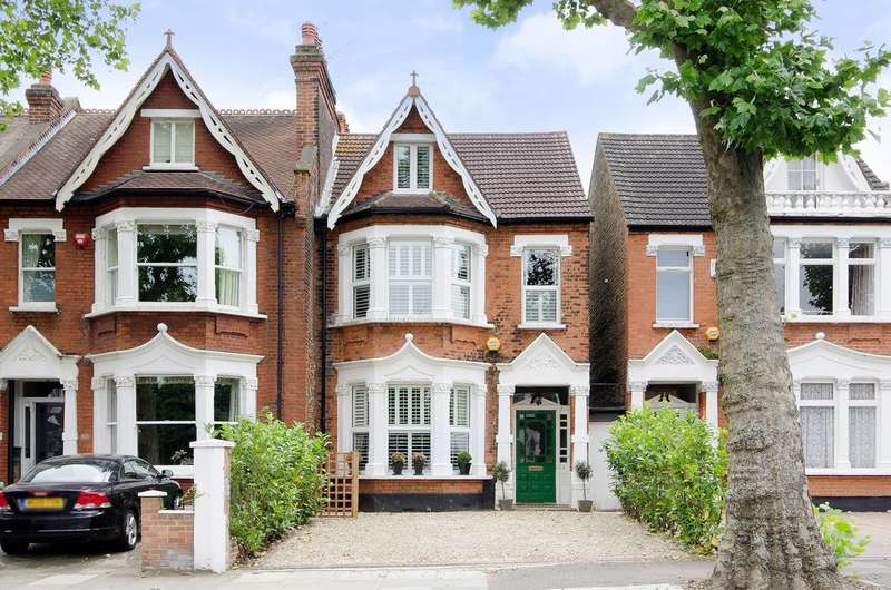 5 Bedrooms House for sale in Little Heath, Charlton, SE7