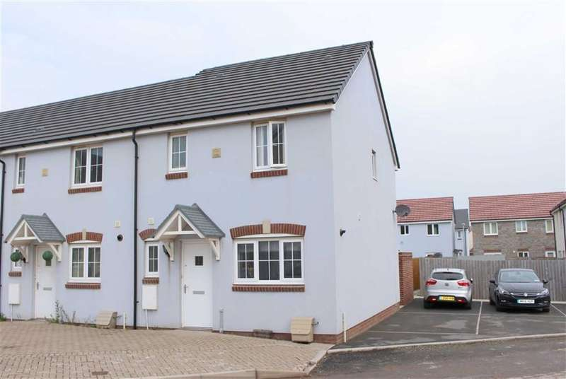 3 Bedrooms Property for sale in Sunningdale Drive, Hubberston, Milford Haven