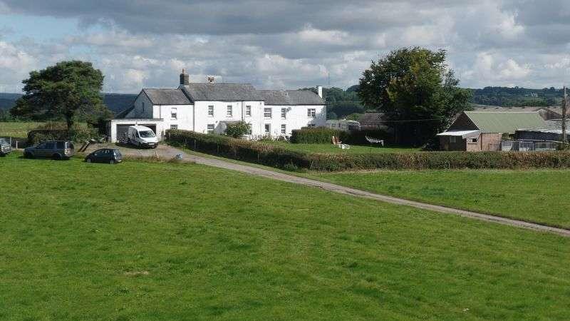 5 Bedrooms Detached House for sale in Mount Pleasant Farm, Cowbridge CF71 7AD
