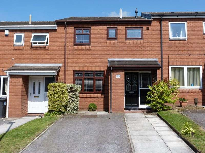 3 Bedrooms Terraced House for sale in Limetree Avenue, Stockton Heath, WA4 2DQ