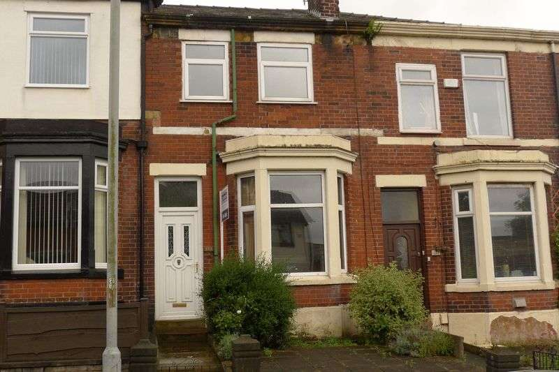 3 Bedrooms Terraced House for sale in Stand Lane, Radcliffe
