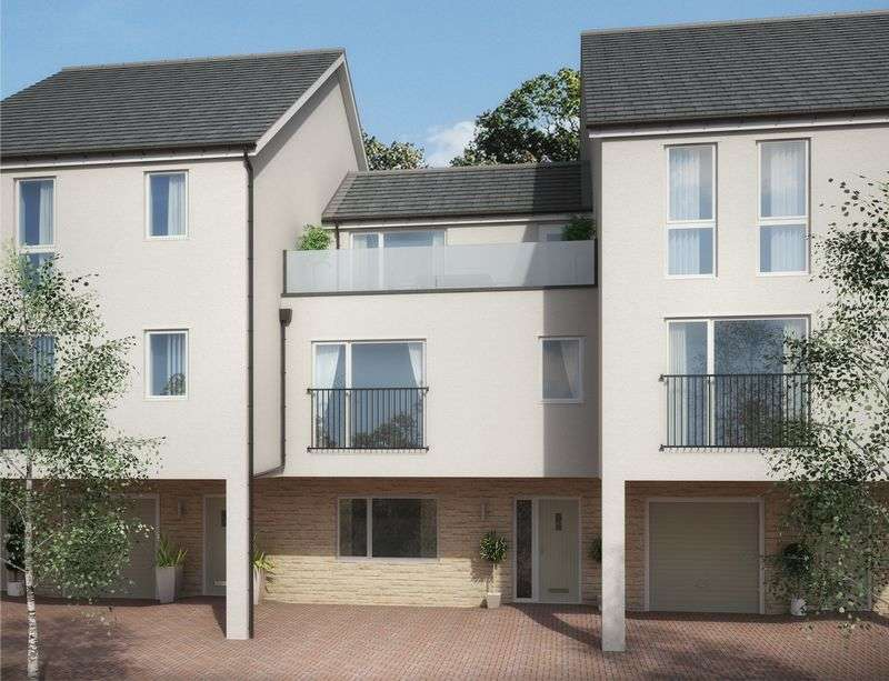 3 Bedrooms Terraced House for sale in Woodland View, Mitcheldean, Gloucestershire
