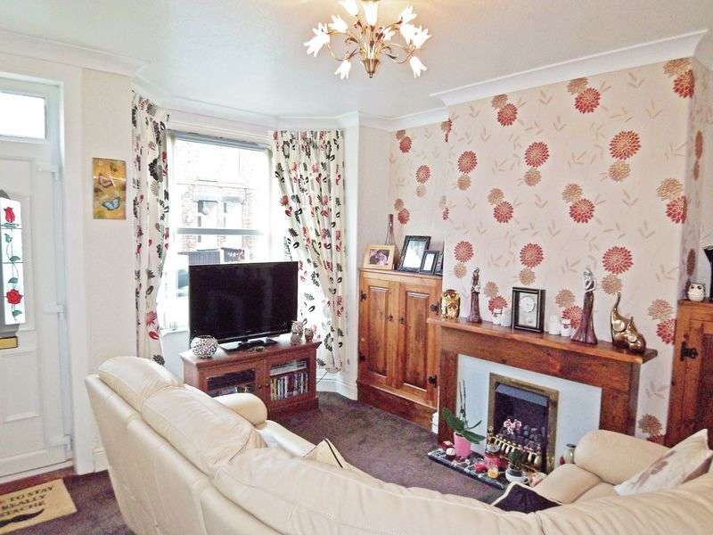 2 Bedrooms Terraced House for sale in Wharton Street, Retford