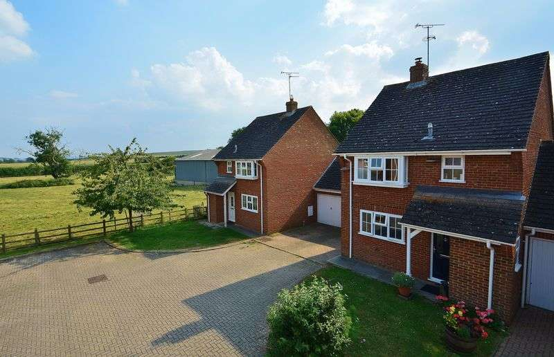 3 Bedrooms Detached House for sale in Spring Meadow, Dorton