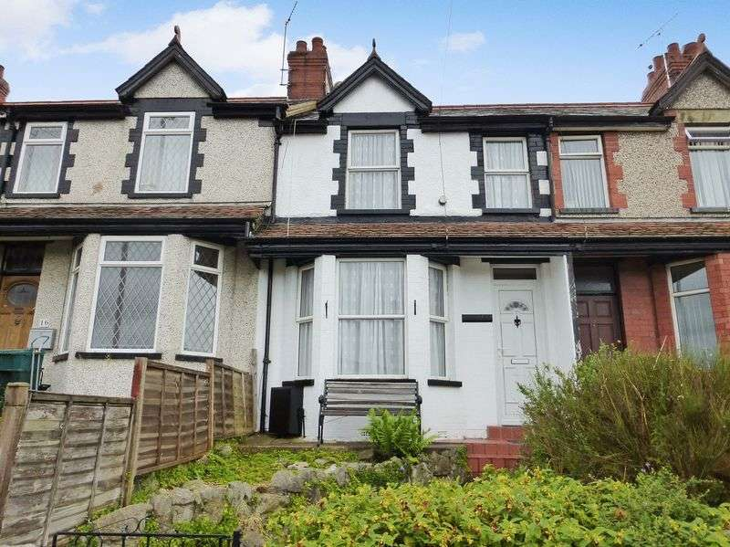 2 Bedrooms Terraced House for sale in Mochdre