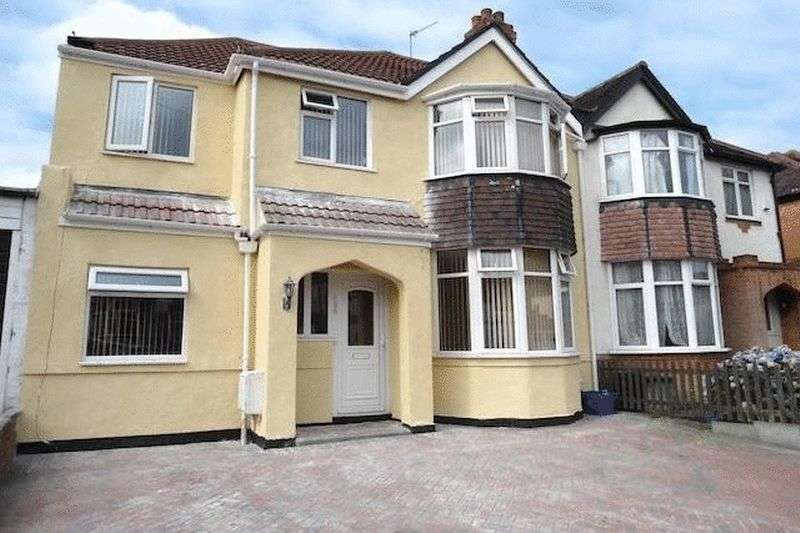 5 Bedrooms Semi Detached House for sale in Barton Lodge Road, Hall Green B28