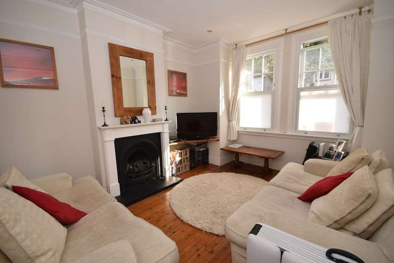 2 Bedrooms Maisonette Flat for sale in Tranmere road, Earlsfield, London, SW18