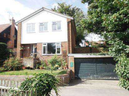 3 Bedrooms Detached House for sale in Swan Street, Sible Hedingham, Essex