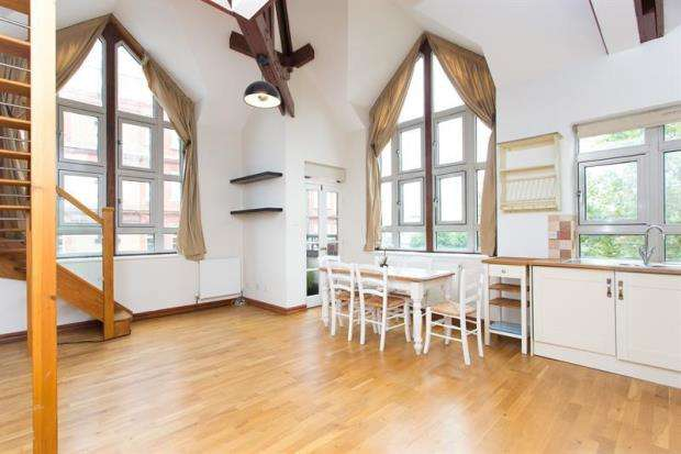 2 Bedrooms Flat for sale in Regal Court, Dawes Road, London, SW6