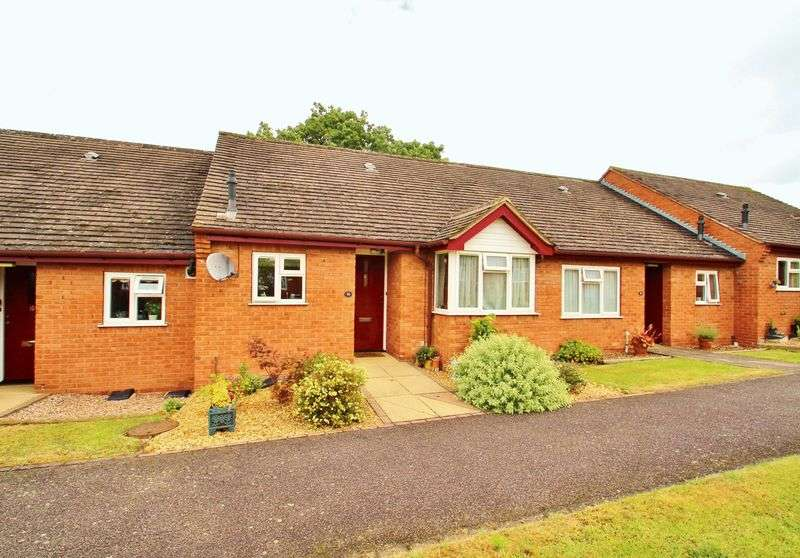 2 Bedrooms Terraced House for sale in Wallis Close, Thurcaston, Leicestershire