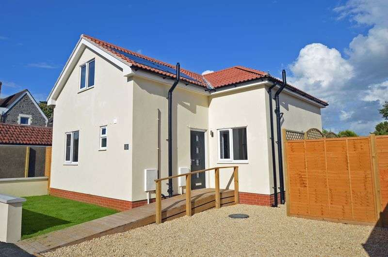 3 Bedrooms Detached House for sale in Fearnville Estate, Clevedon