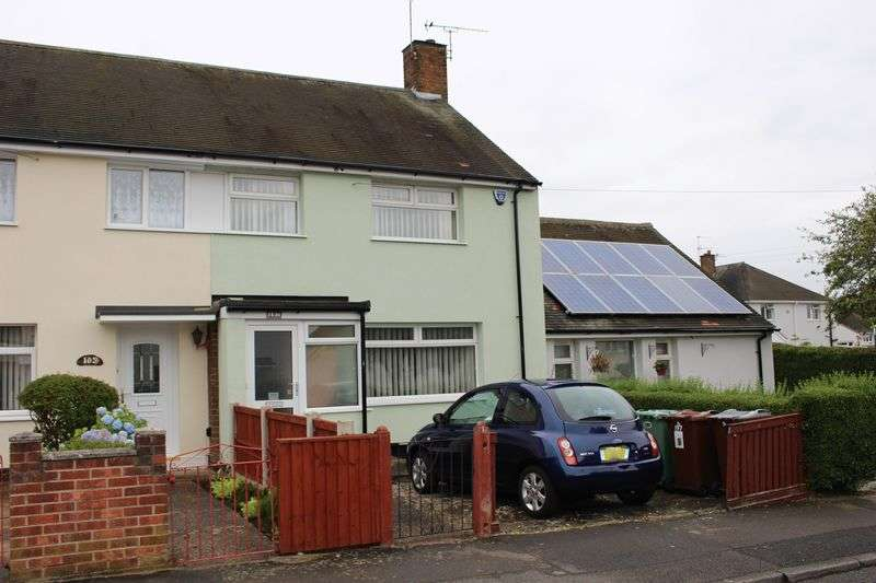3 Bedrooms Terraced House for sale in Summerwood Lane, Nottingham