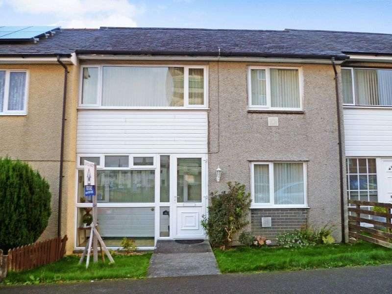 3 Bedrooms Terraced House for sale in Llangefni