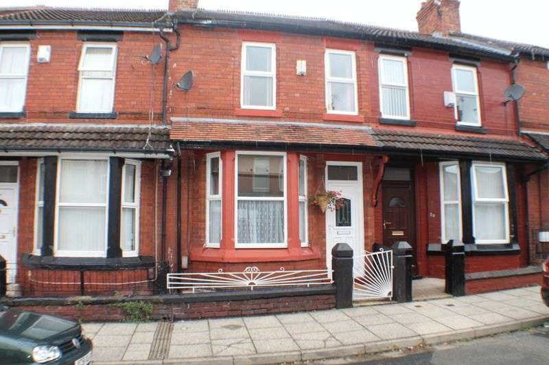 3 Bedrooms Terraced House for sale in Ivydale Road, Birkenhead