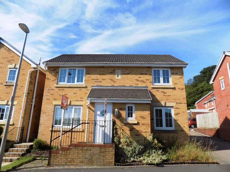 3 Bedrooms Detached House for sale in Parc Gellifaelog, Tonypandy