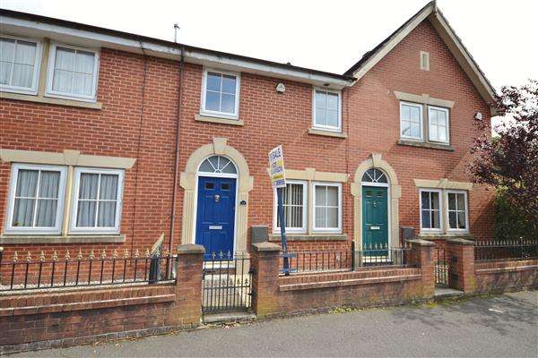 2 Bedrooms Terraced House for sale in Chapel Street, Adlington, Chorley