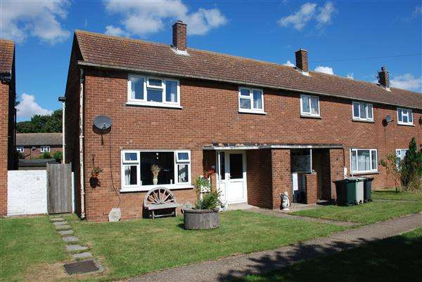 3 Bedrooms End Of Terrace House for sale in SAMPHIRE CLOSE, NORTH COTES, GRIMSBY