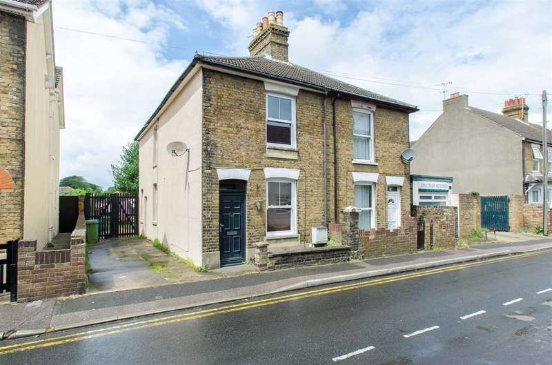 3 Bedrooms Semi Detached House for sale in William Street, Sittingbourne
