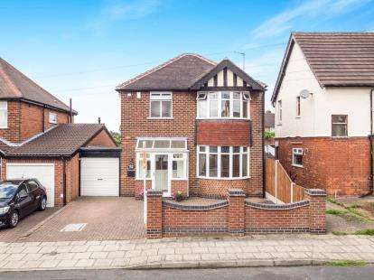 3 Bedrooms Detached House for sale in Gill Street, Sutton-In-Ashfield, Nottinghamshire, Notts