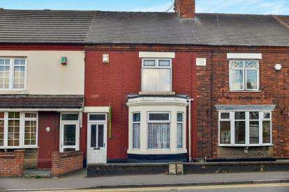 2 Bedrooms Terraced House for sale in Huthwaite Road, Sutton-In-Ashfield, Huthwaite Road